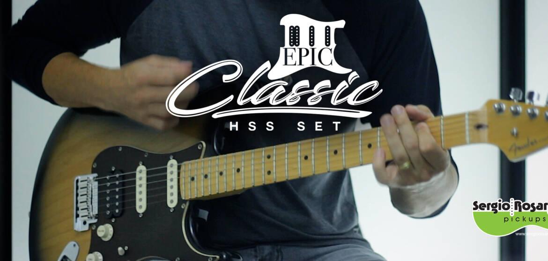 Banner Site Sergio Rosar Epic Classic